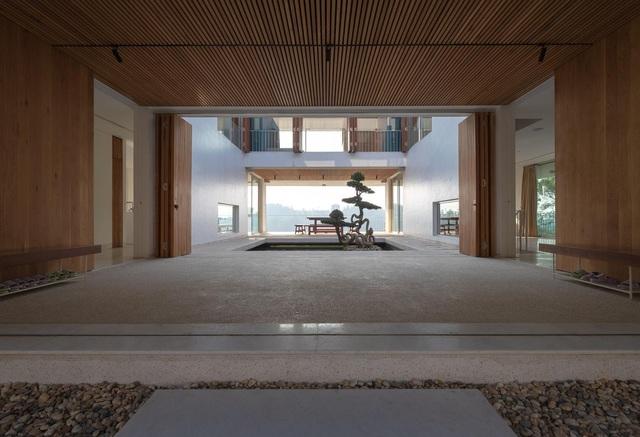 Biệt thự tầng chồng tầng đẹp lạ ở Tam Đảo nổi bật trên báo ngoại - 7