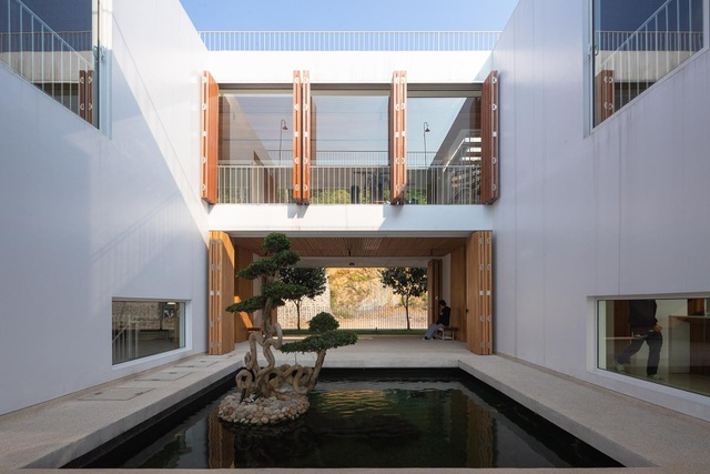 Biệt thự tầng chồng tầng đẹp lạ ở Tam Đảo nổi bật trên báo ngoại - 9