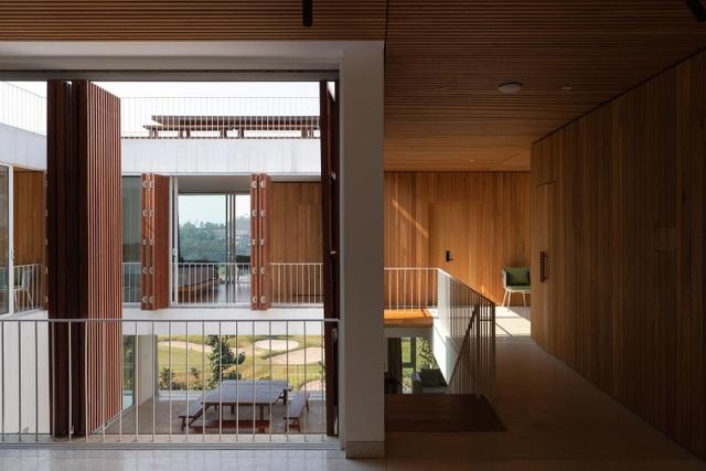 Biệt thự tầng chồng tầng đẹp lạ ở Tam Đảo nổi bật trên báo ngoại - 10