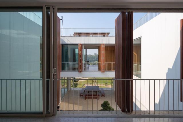 Biệt thự tầng chồng tầng đẹp lạ ở Tam Đảo nổi bật trên báo ngoại - 11