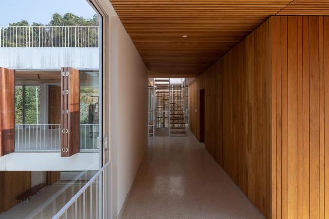 Biệt thự tầng chồng tầng đẹp lạ ở Tam Đảo nổi bật trên báo ngoại - 13