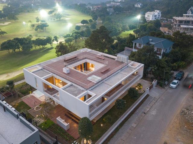 Biệt thự tầng chồng tầng đẹp lạ ở Tam Đảo nổi bật trên báo ngoại - 14