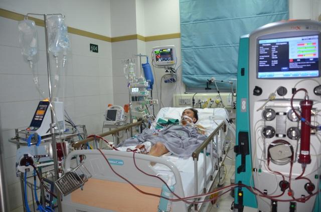 Người đàn ông mắc viêm cơ tim trút hơi thở cuối cùng trong vòng tay nhân ái - 3