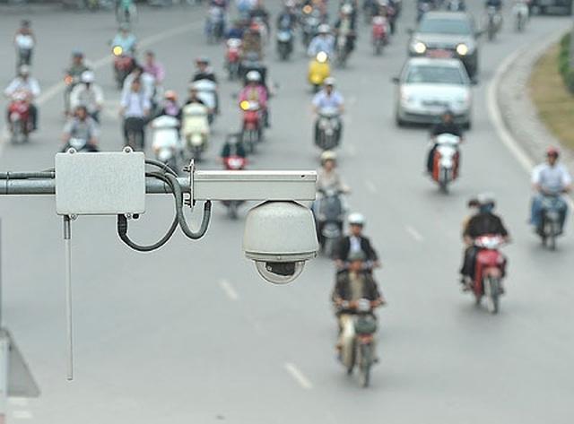 2.150 tỷ đồng thực hiện đề án camera giám sát, điều hành giao thông - 1