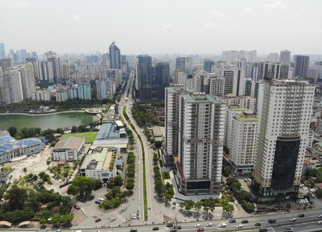 Giá nhà Hà Nội không tăng đột biến, dự án định bán đắt sẽ phải xem lại - 1
