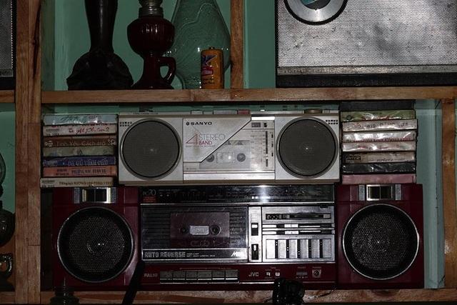 8X sở hữu báu vật trăm chiếc cassette cổ, độc nhất Cần Thơ - 10
