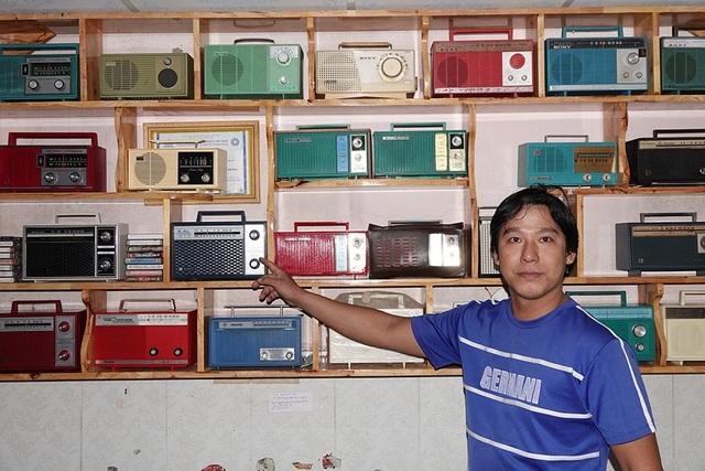 8X sở hữu báu vật trăm chiếc cassette cổ, độc nhất Cần Thơ - 11