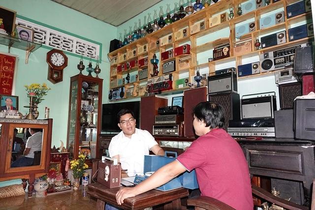 8X sở hữu báu vật trăm chiếc cassette cổ, độc nhất Cần Thơ - 14