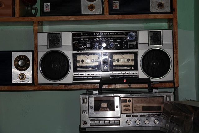 8X sở hữu báu vật trăm chiếc cassette cổ, độc nhất Cần Thơ - 9