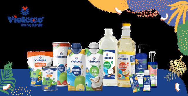 Những bước đi thành công của thương hiệu dừa Việt trên thị trường quốc tế - 4