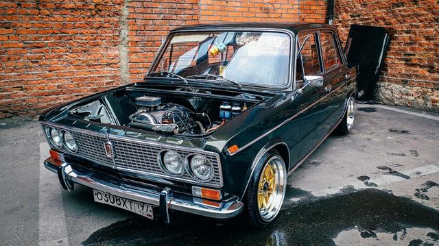 Vì sao nhiều người Nga vẫn mê xe Lada? - 5