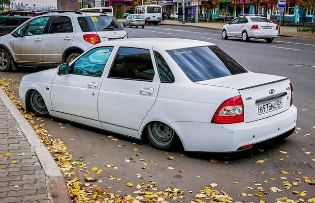 Vì sao nhiều người Nga vẫn mê xe Lada? - 3