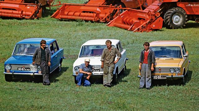 Vì sao nhiều người Nga vẫn mê xe Lada? - 2