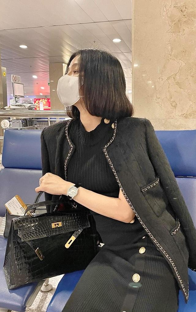 Lo ngại dịch, Lệ Quyên không cho con trai về Hà Nội đón Tết cùng bà ngoại - 1