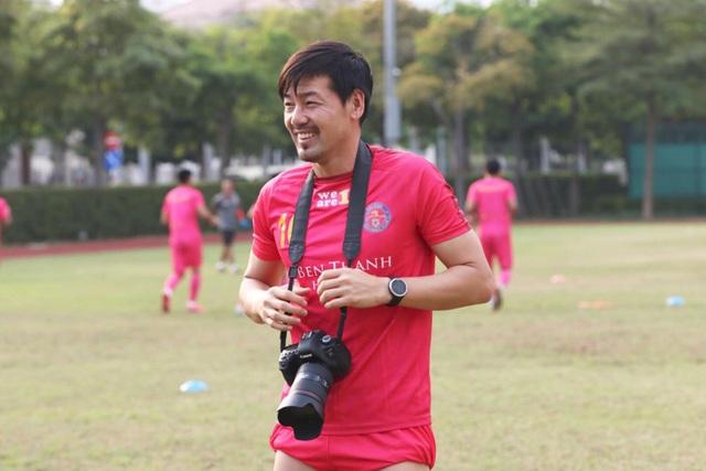 Tết Việt với các ngoại binh V-League - 1