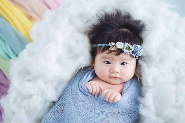 Những thiên thần nhí đáng yêu của sao Việt - 1
