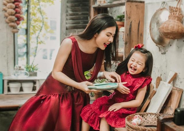 Những thiên thần nhí đáng yêu của sao Việt - 2
