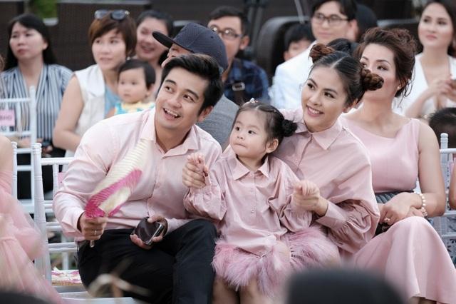 Những thiên thần nhí đáng yêu của sao Việt - 3