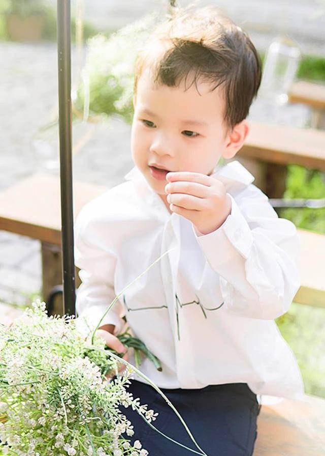 Những thiên thần nhí đáng yêu của sao Việt - 13