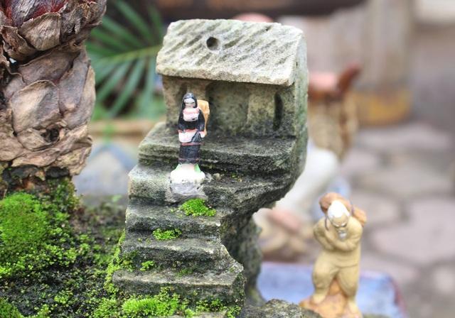 Chán mai, ngán đào, nhiều thượng đế săn lùng mua vạn tuế bonsai chơi Tết - 10