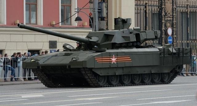 Xe tăng T-14 Armata bắt đầu được sản xuất hàng loạt - 1