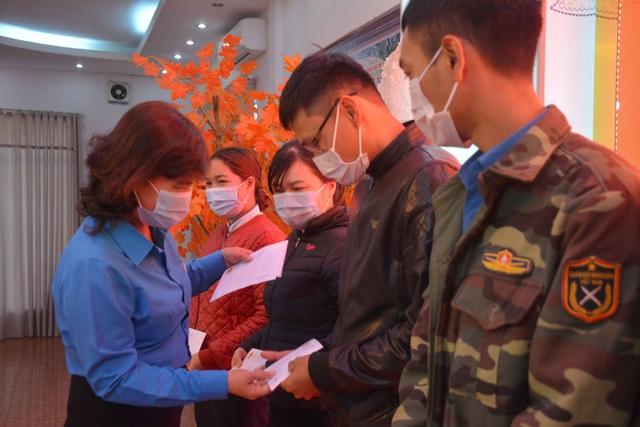 Đắk Lắk: Chi gần 20 tỷ hỗ trợ người lao động đón Tết Nguyên đán - 1