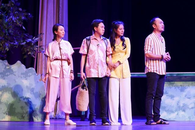 Hoài Linh, Thu Trang, Nam Thư hội ngộ trong Xuân này em lấy chồng - 1