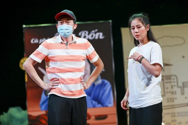 Hoài Linh, Thu Trang, Nam Thư hội ngộ trong Xuân này em lấy chồng - 4