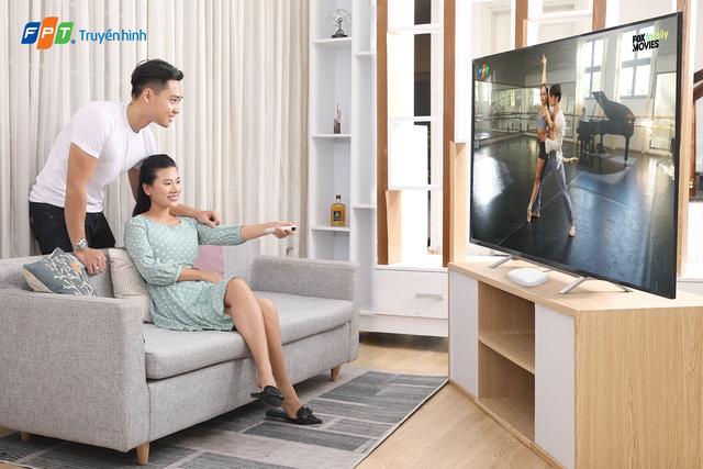 Truyền hình FPT nâng cấp số lượng kênh cho toàn bộ khách hàng - 3