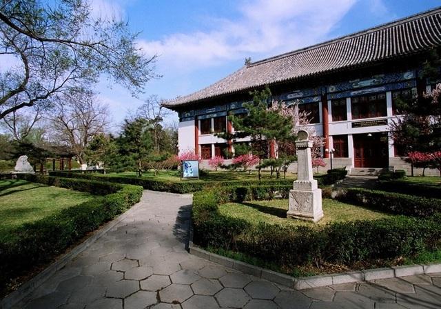 Chiêm ngưỡng ngôi trường Đại học xếp top 2 châu Á, đẹp như tranh thủy mặc - 3