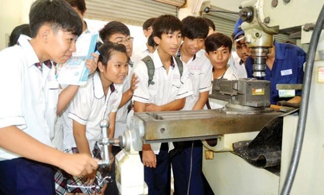 8 nhiệm vụ và giải pháp của giáo dục nghề nghiệp trong năm 2021 - 2