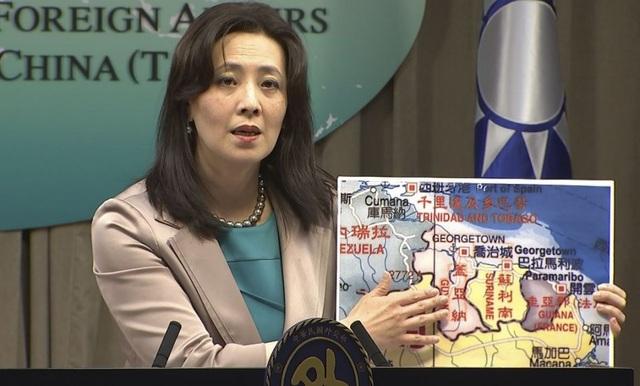 Văn phòng của Đài Loan tại Nam Mỹ bị đóng cửa vì sức ép từ Trung Quốc - 1