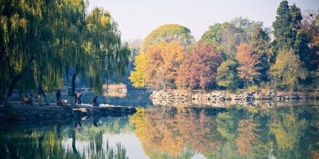 Chiêm ngưỡng ngôi trường Đại học xếp top 2 châu Á, đẹp như tranh thủy mặc - 12