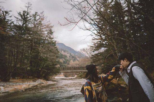 Tan chảy với tình yêu của cặp du học sinh Việt tại xứ sở mặt trời mọc - 12