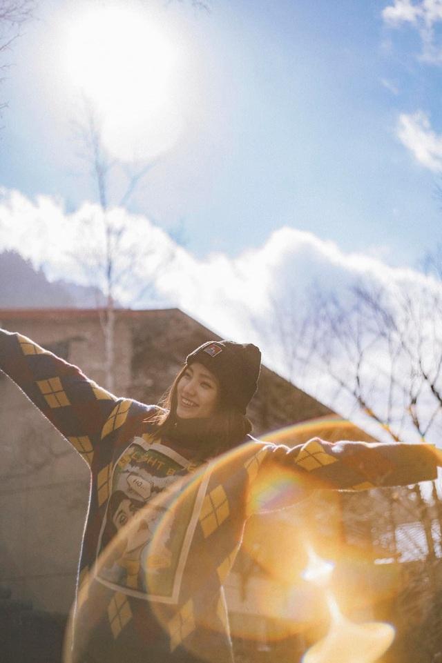 Tan chảy với tình yêu của cặp du học sinh Việt tại xứ sở mặt trời mọc - 2