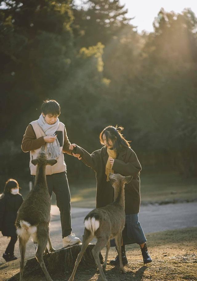 Tan chảy với tình yêu của cặp du học sinh Việt tại xứ sở mặt trời mọc - 6