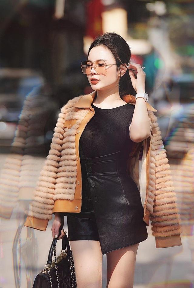 Nhan sắc khác lạ của nữ diễn viên Cả một đời ân oán Hồng Phương - 1