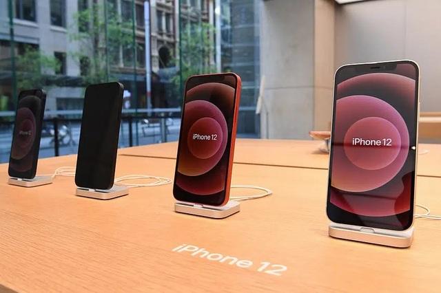 Giá bán iPhone 12 chạm đáy dịp cận Tết - 2