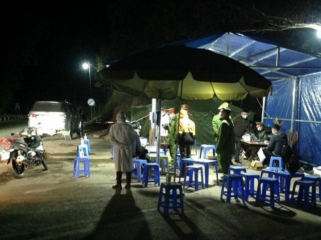 Phong tỏa 2 thôn bản ở Điện Biên có ca dương tính với SARS-CoV-2 - 1