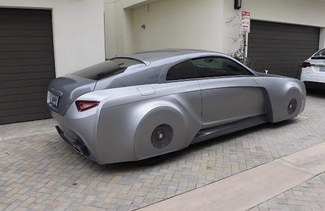 Ca sĩ Justin Bieber ra phố với chiếc Rolls-Royce cực dị - 4