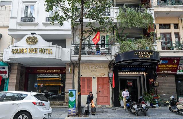 Ảnh hưởng dịch Covid-19, nhiều khách sạn cửa đóng then cài nghỉ Tết sớm - 3