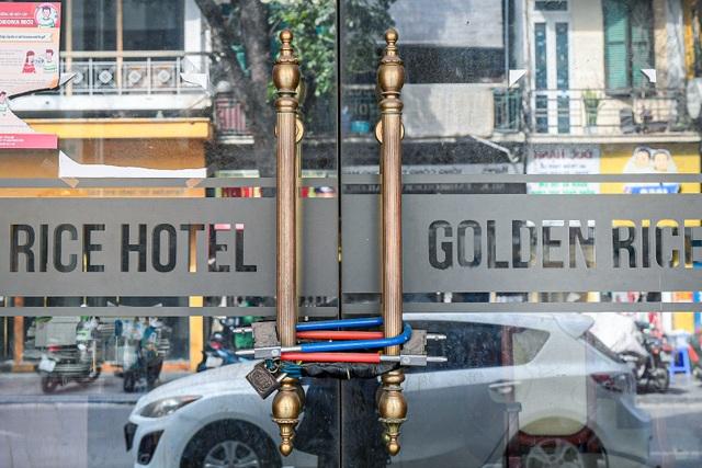 Ảnh hưởng dịch Covid-19, nhiều khách sạn cửa đóng then cài nghỉ Tết sớm - 2