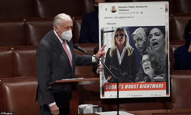 Nữ nghị sĩ muốn luận tội ông Biden bị Hạ viện Mỹ trừng phạt - 2
