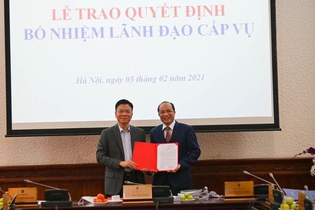 Ông Nguyễn Thắng Lợi làm Phó Tổng cục trưởng Thi hành án dân sự - 1