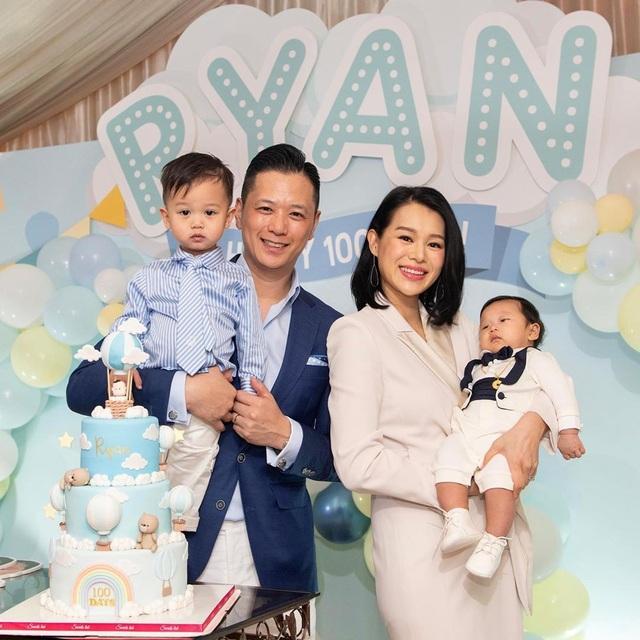 Hồ Hạnh Nhi khoe dáng gợi cảm khi mang thai 7 tháng - 5