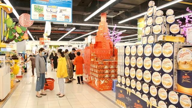 LOTTE Mart: Hàng hóa đầy đủ, nhiều khuyến mãi cực sốc, an tâm đón Tết giữa dịch