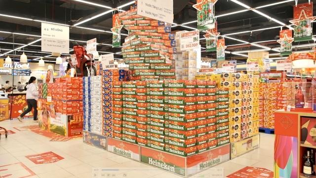 LOTTE Mart: Hàng hóa đầy đủ, nhiều khuyến mãi cực sốc, an tâm đón Tết giữa dịch - 4