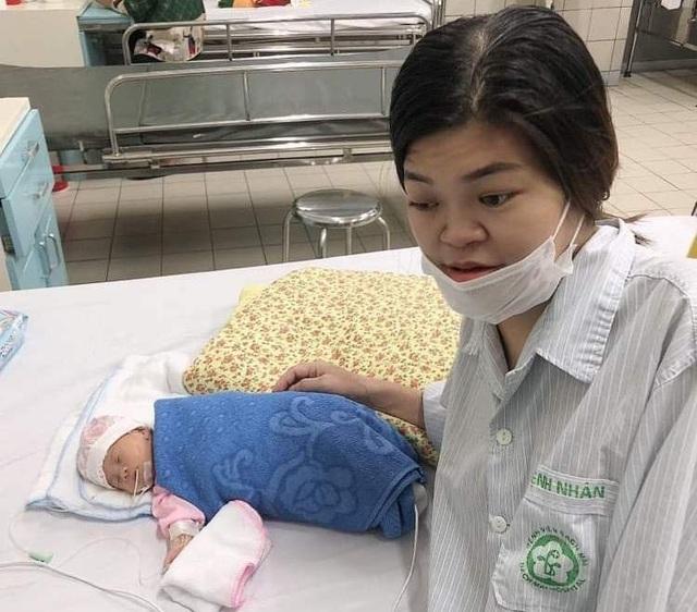 Thương người mẹ ung thư quên đi cái chết để níu giữ đứa con trong bụng - 2