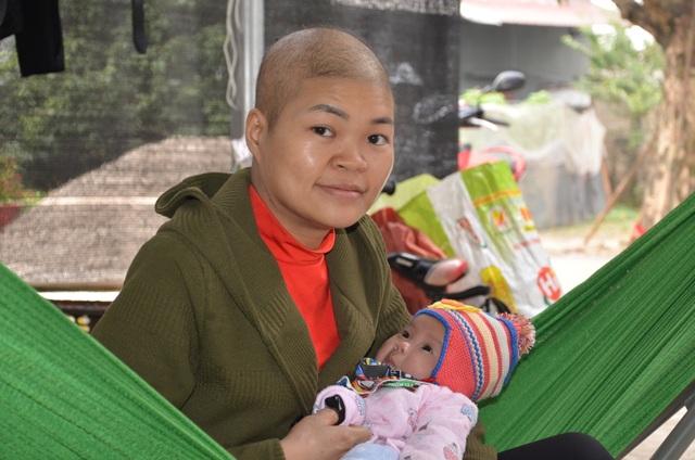 Thương người mẹ ung thư quên đi cái chết để níu giữ đứa con trong bụng - 4