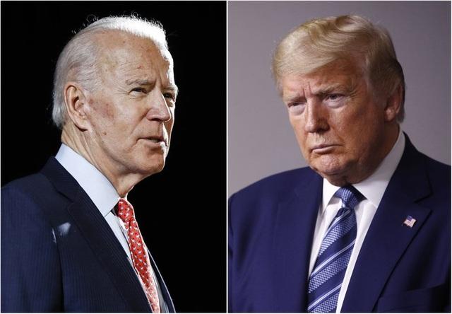 Ông Biden nói ông Trump không nên nhận tin tình báo vì tính khí thất thường - 1